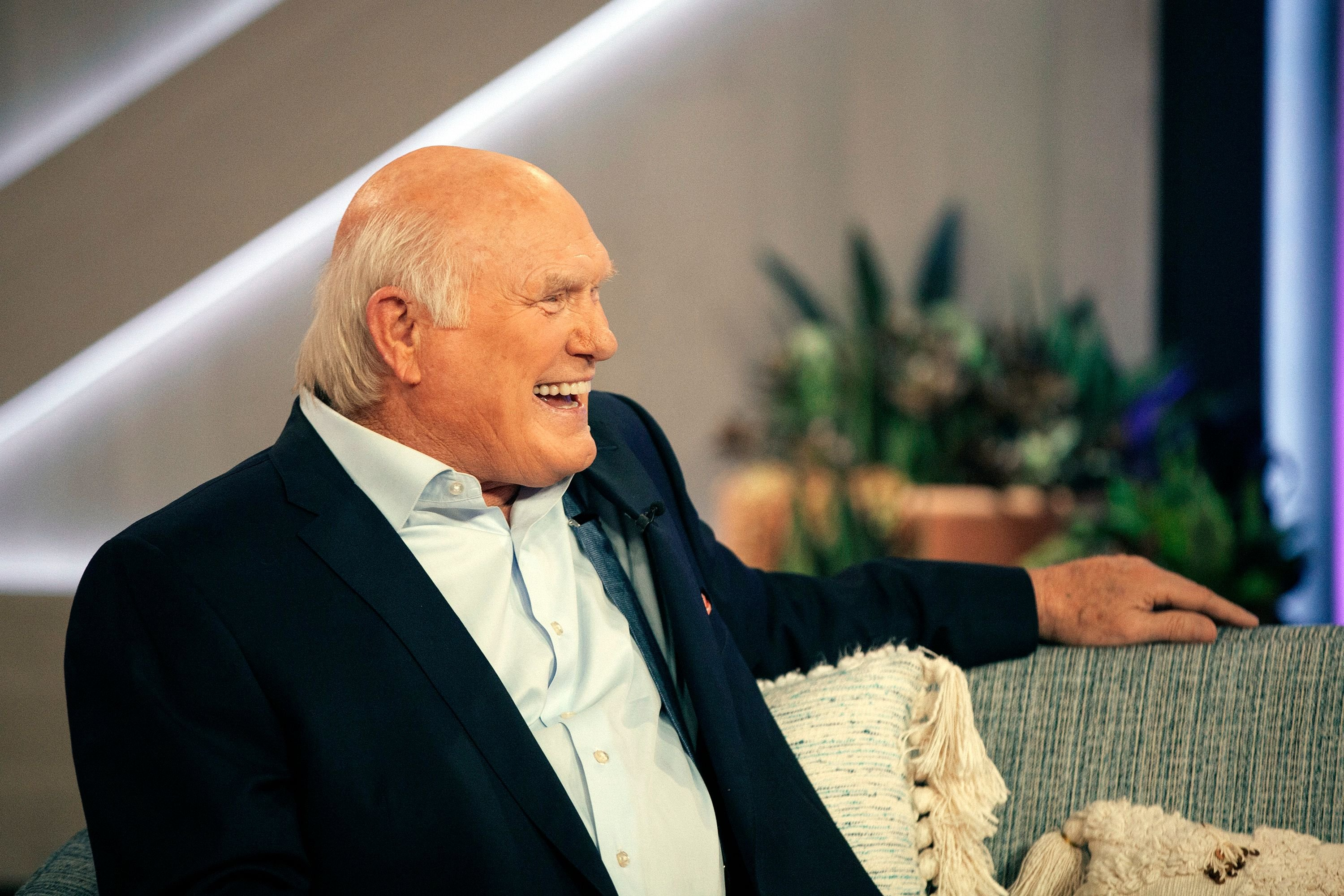 """Terry Bradshaw on season 2 of """"The Kelly Clarkson Show"""" onOctober 30, 2020 