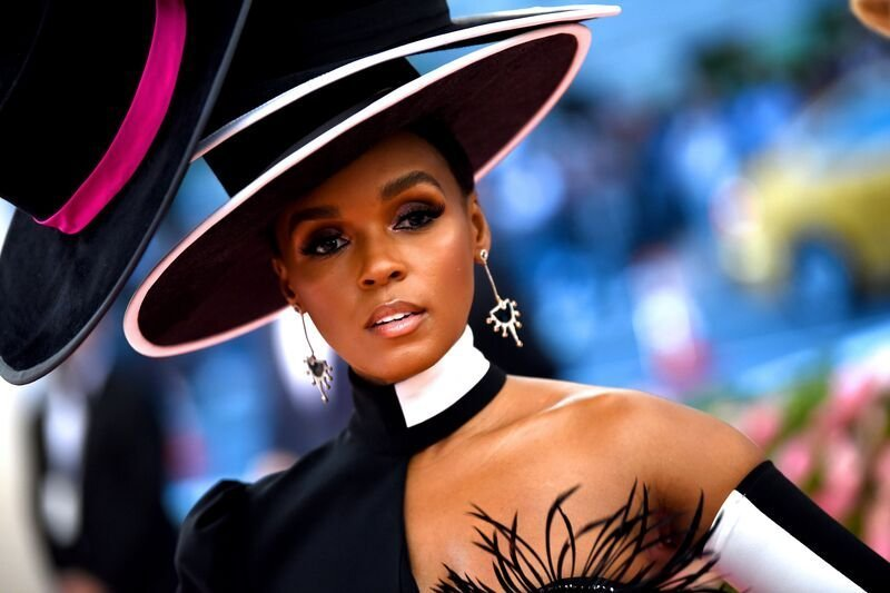 Janelle Monae attends the MET Gala in New York | Source: Getty Images/GlobalImagesUkraine