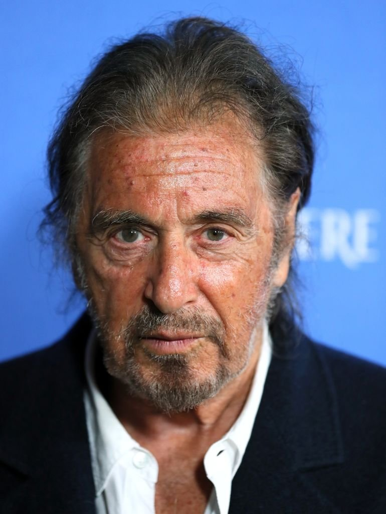 Al Pacino heute | Quelle: Getty Images