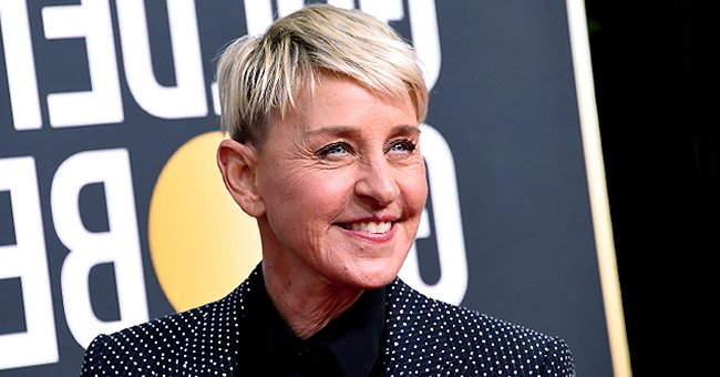 Ellen DeGeneres Gives Mom Betty a Haircut on Her 90th Birthday – See the Result