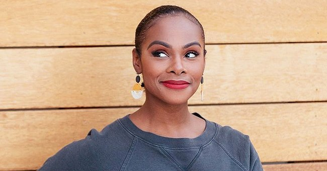 Tika Sumpter Gives a Sneak Peek at Her Heartfelt Talk with Her Daughter Ella-Loren in New Pic