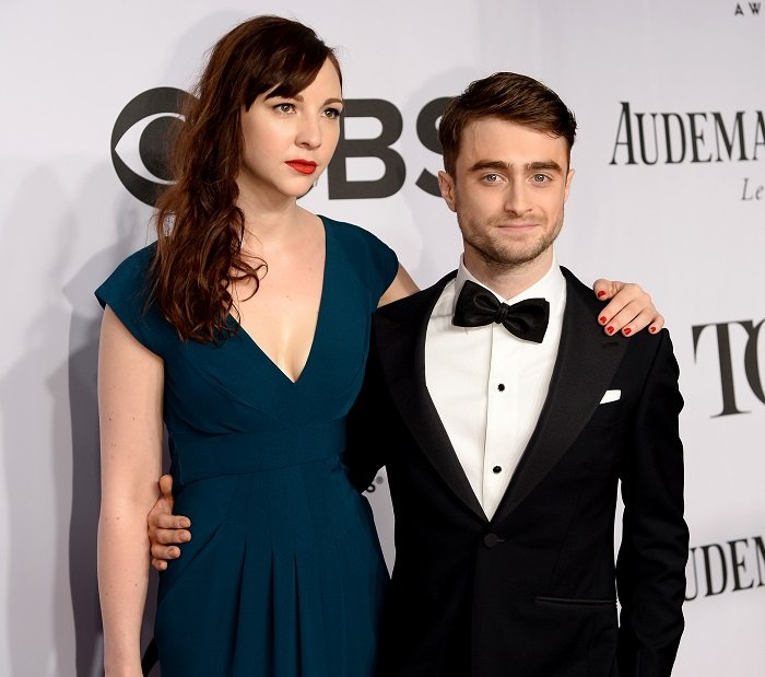 Daniel Radcliffe and Erin Darke I Image: Getty Images