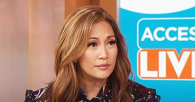 How DWTS Judge Carrie Ann Inaba Felt after Finding Out about Tom Bergeron and Erin Andrews' Firing