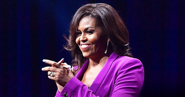 Michelle Obama Reveals to Oprah Winfrey That She Doesn't Follow Daughters Malia & Sasha on Social Media