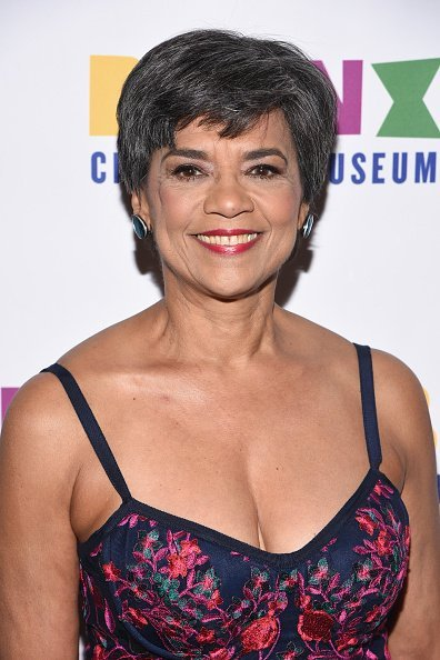 Honoree Sonia Manzano attends the Bronx Children's Museum Gala at Edison Ballroom on May 8, 2018 in New York City | Photo: Getty Images