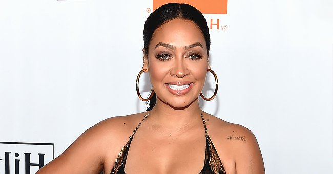 Here's What La La Anthony Has to Say about Motherhood, Her Career and Biracial Identity