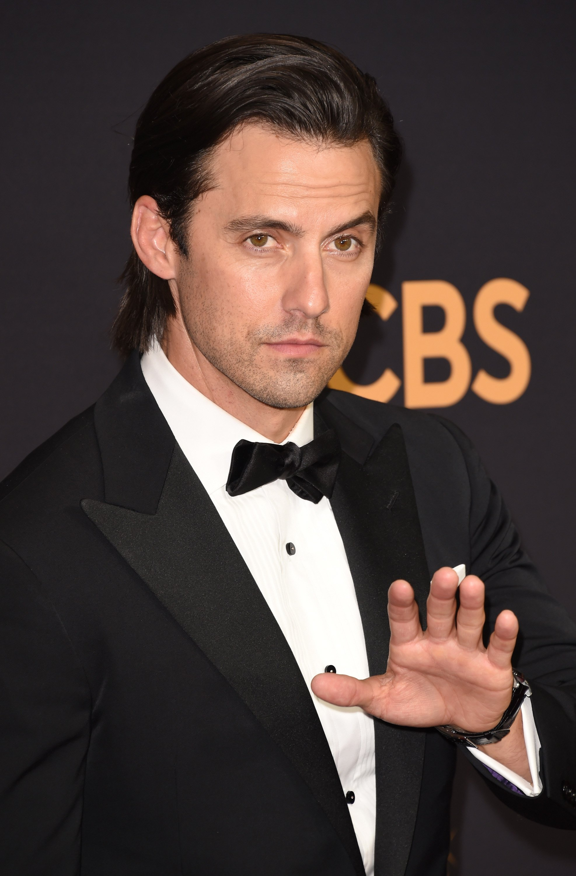 Milo Ventimiglia pictured at the 69th Annual Primetime Emmy Awards at Microsoft Theater, 2017, California. | Photo: Getty Images