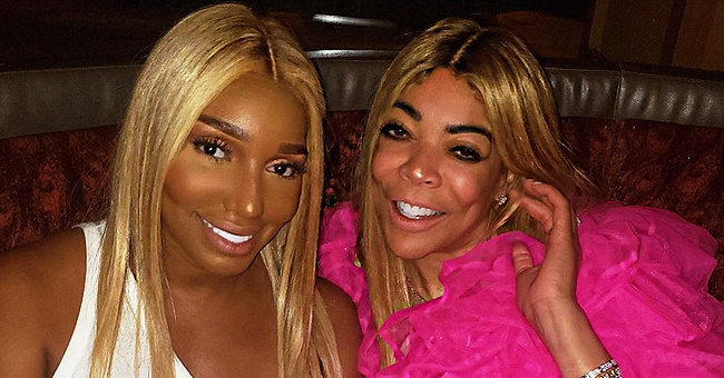 Wendy Williams and NeNe Leakes Go Blonde as They Party Together at Rick Ross' Album Party