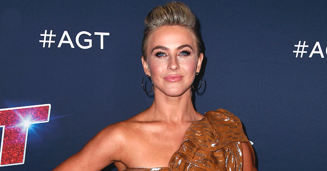 Julianne Hough Bears Striking Resemblance to 90-Year-Old Grandmother in a New Photo