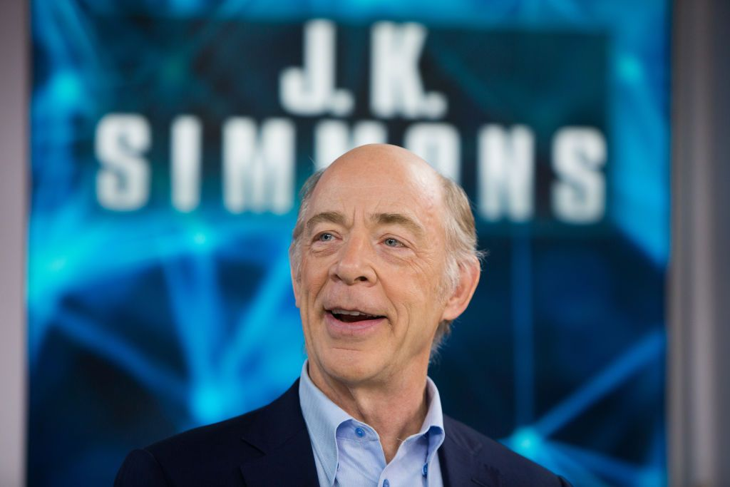 """J.K. Simmons on the 67th Season of """"Today"""" show on Thursday, Jan. 18, 2018 