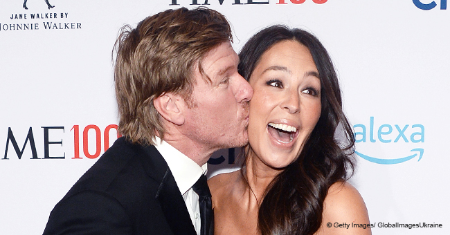 Joanna and Chip Gaines Walk the Red Carpet at the Time 100 Gala in New York City