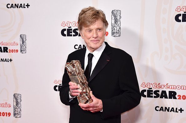 Robert Redford at Salle Pleyel in February 2019 in Paris, France | Photo: Getty Images