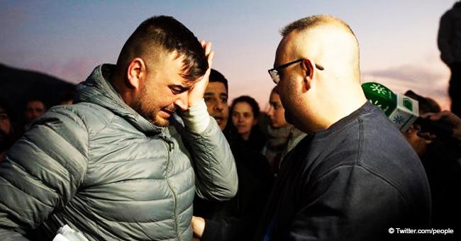 """Le témoignage du père de Julen : """"J'ai entendu dire que mon fils a été retrouvé quatre heures plus tard."""""""