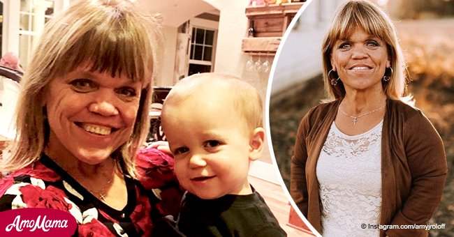 Amy Roloff shares a series of lovely pictures of her grandkids and it's pure love