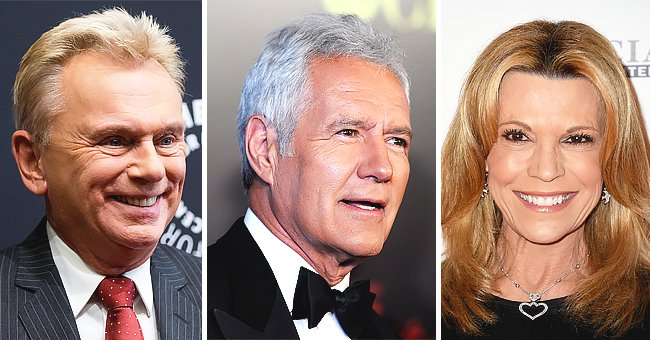 Here's What Pat Sajak and Vanna White Said about Friendship with Alex Trebek