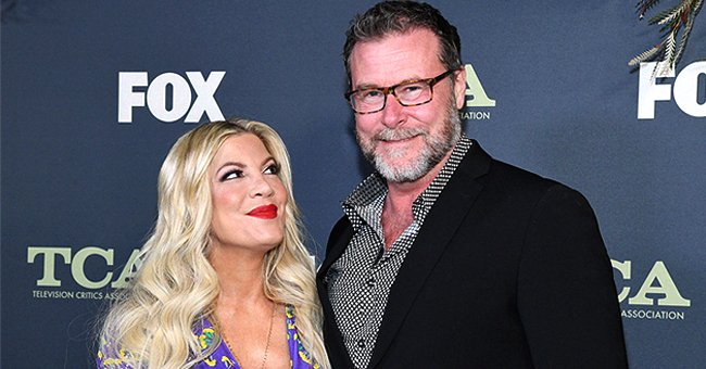 Dean McDermott's Ex-Wife Leaves Sweet Comment on Tori Spelling's New Post Featuring Their Daughters Stella and Hattie