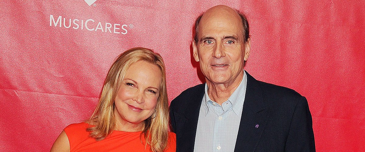 James Taylor Is New Mega Mentor on 'The Voice' — Meet His Beautiful Wife and Their Twin Sons