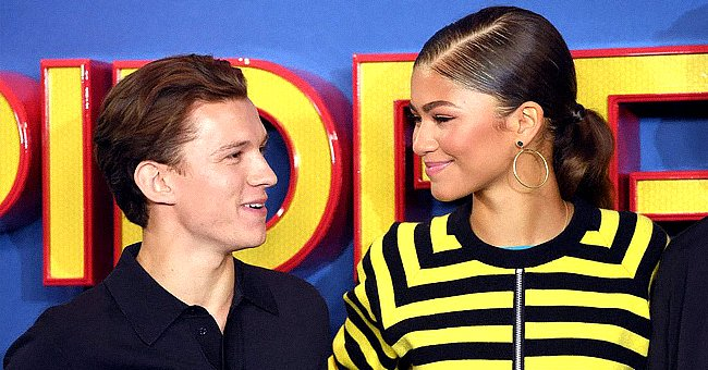 Tom Holland and Zendaya Leave Fans Wondering If Their July Kissing Pics Were Confirming Romance Rumors