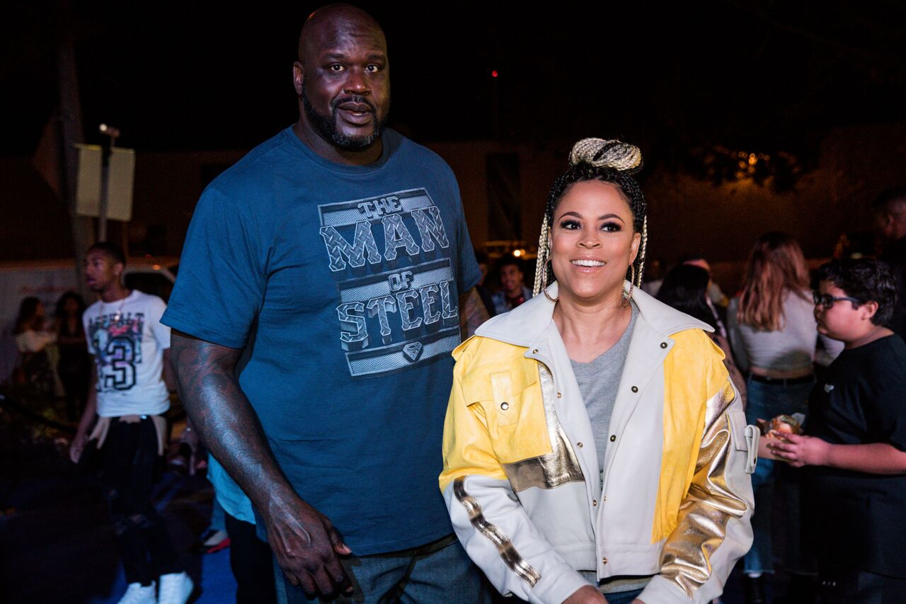 NBA legend Shaquille O'Neal and his ex-wife Shaunie O'Neal/ Source: Getty Images