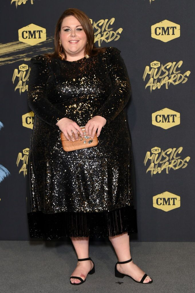 Chrissy Metz attends the 2018 CMT Music Awards. | Source: Getty Images