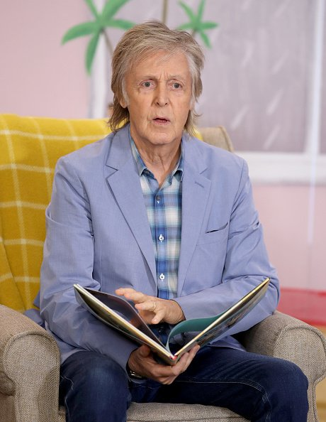 Paul McCartney at Waterstones Piccadilly on September 06, 2019 in London, England. | Photo: Getty Images