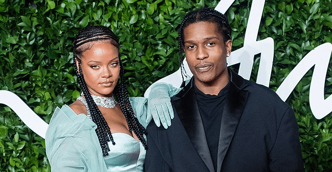 The Sun: Rihanna Is Dating Rapper A$AP Rocky after Breaking up with Billionaire Hassan Jameel