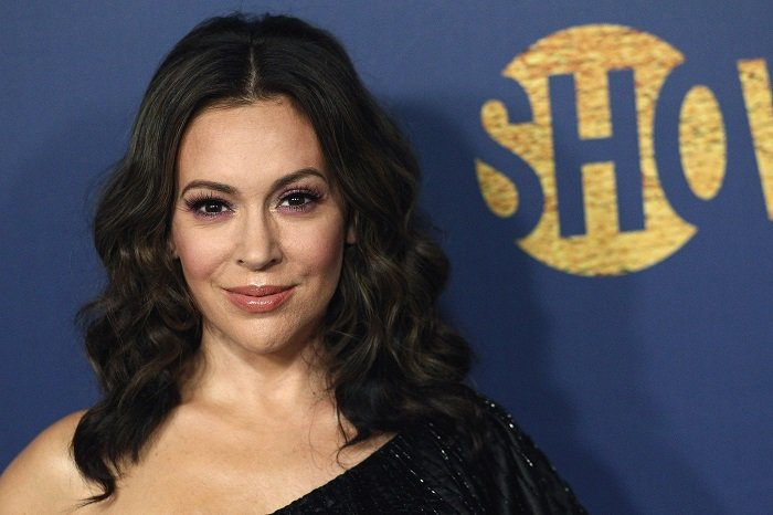 Alyssa Milano attends the Showtime Emmy Eve Nominees Celebration at Chateau Marmont on September 16, 2018 in Los Angeles, California. I Image: Getty Images