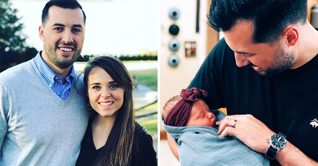 Jeremy Vuolo Can't Get Enough of Baby Ivy as He Finally Meets Her in a Sweet New Photo