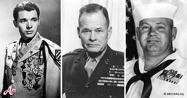 Here Are 3 of the Most Decorated Service Members in American History