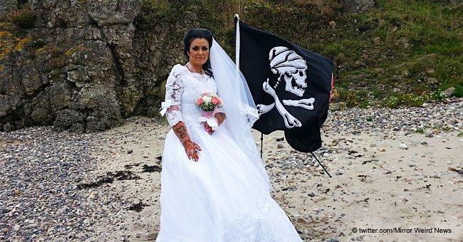 Frau, die 300-Jahre alten Geist eines Piraten heiratete, verrät, dass sie sich getrennt haben