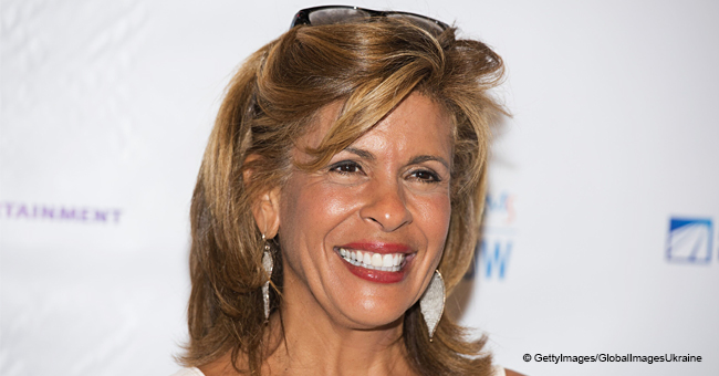 Hoda Kotb Shared a Sweet Birthday Photo of Her Boyfriend and Their Little Daughter