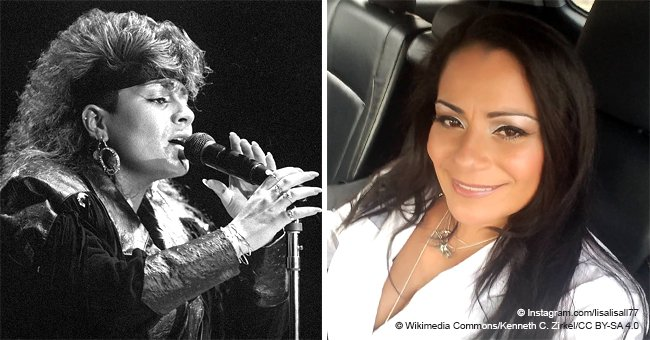 Remember 80's singer Lisa Lisa? She looks amazing at 51 and has a beautiful family