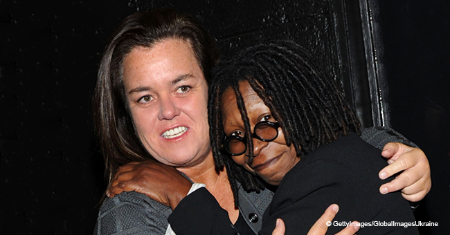 'Worse Than Fox News': Rosie O'Donnell Reveals Whoopi Was the Meanest Person to Her on 'The View'