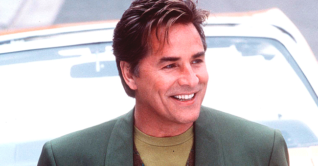 'Nash Bridges' Star Don Johnson's Wife Kelly Shares Photo of Their Son Jasper Going for His Homecoming