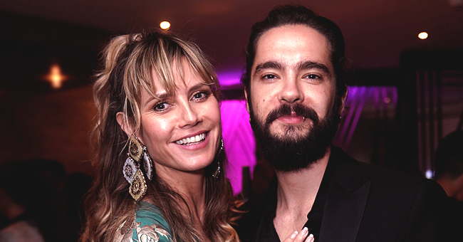 Heidi Klum Shares First Photo from Her Flower-Filled Italian Wedding to Tom Kaulitz