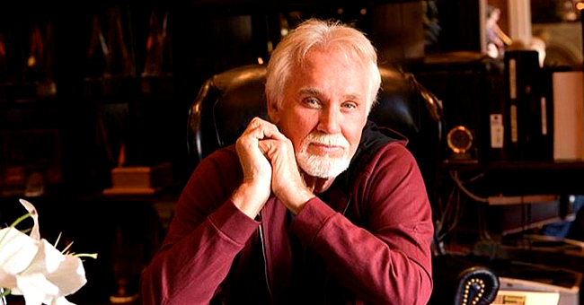 Kenny Rogers Shares Throwback Photo of Twin Sons Justin and Jordan for Their Birthday