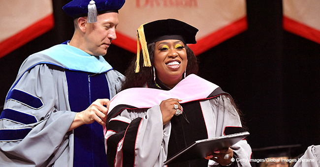 Missy Elliott Makes History with Honorary Doctorate from Berklee College of Music