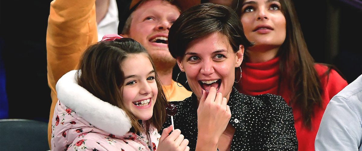 Suri Cruise Turned 14 This Year — Facts about Tom Cruise and Katie Holmes' Teenage Daughter
