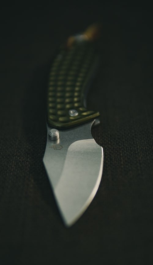 Donny was carrying a knife | Source: Unsplash
