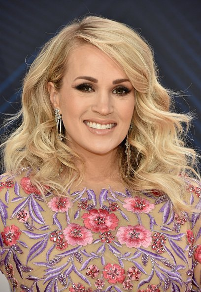 Carrie Underwood at the 52nd annual CMA Awards in Nashville, Tennessee | Photo: Getty Images