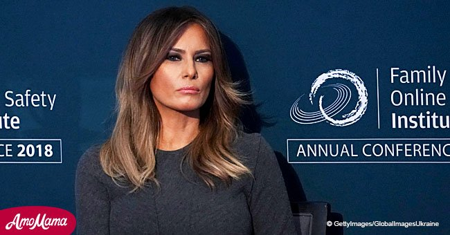 Melania Trump gets apology and compensation from a paper that posted nasty rumors about her dad