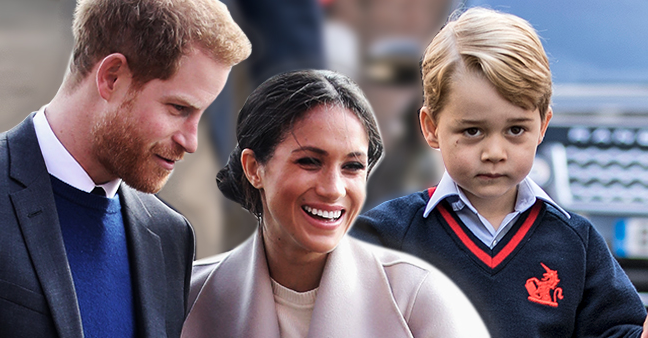 Meghan Markle Haters Troll Comment by Sussex Royal Wishing Prince George on His 6th Birthday