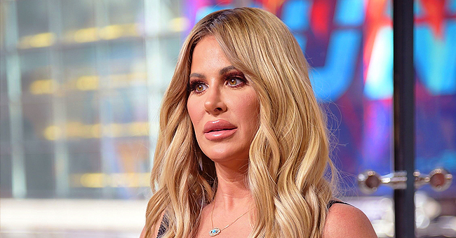RHOA Alum Kim Zolciak Fires Back at Mom-Shamers Claiming 5-Year-Old Daughter Is Wearing Makeup