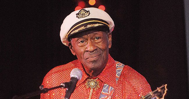 Chuck Berry performs at B.B. King Blues Club & Grill on December 31, 2011 in New York City | Photo: Getty Images