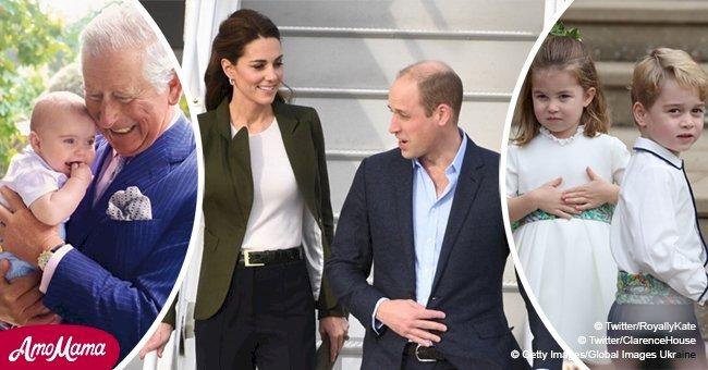 """Kate Middleton se sincera sobre hábito """"de pesadilla"""" del Príncipe William, y """"nueva ola"""" de Louis"""