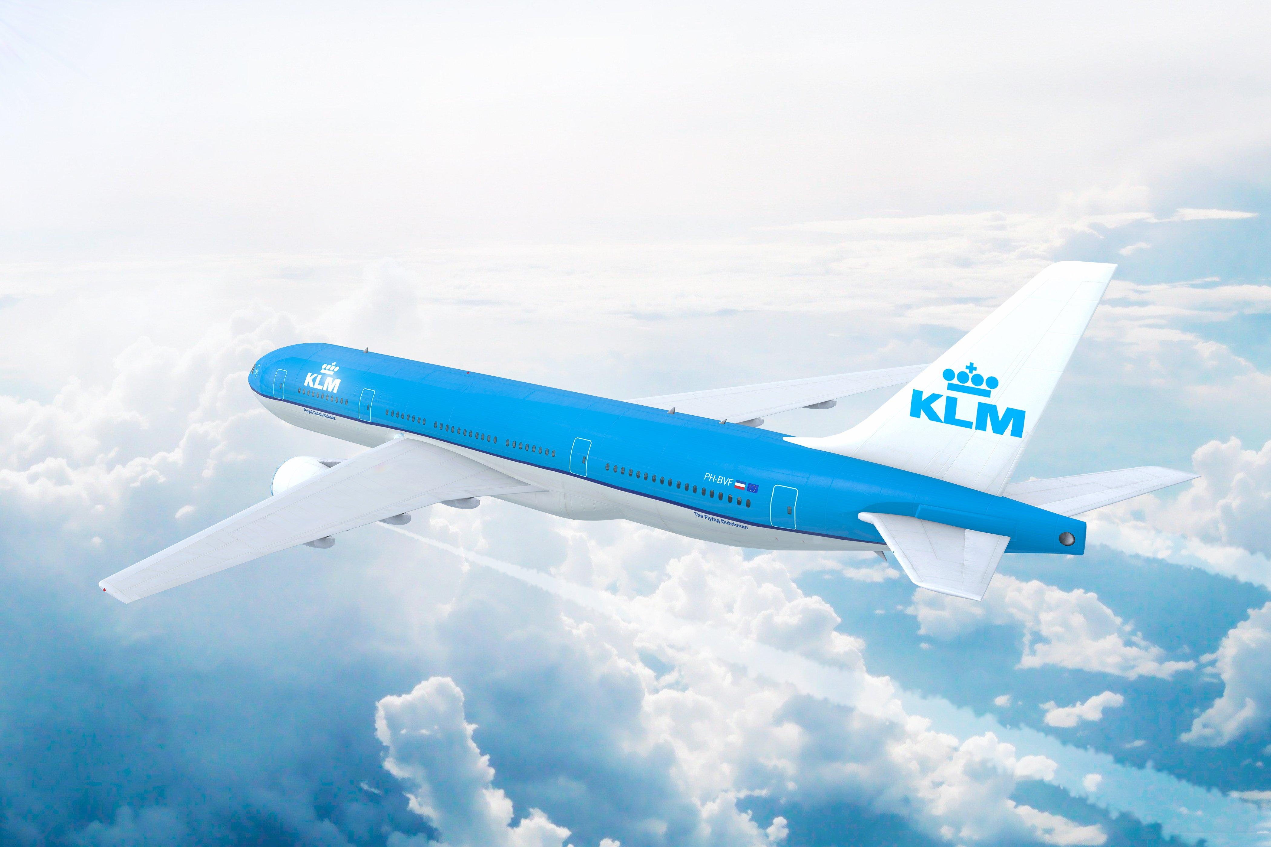 KLM Royal Dutch Airlines | Quelle: Shutterstock