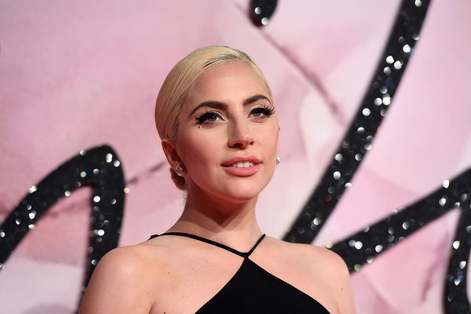 Lady Gaga at The Fashion Awards 2016 on December 5, 2016 | Photo: Getty Images