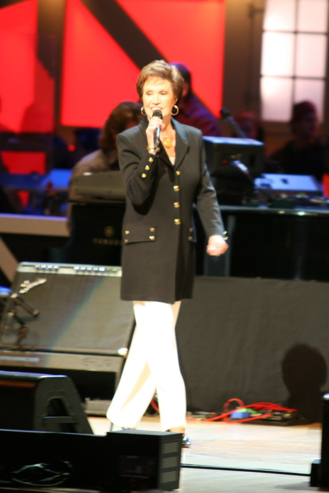 Jan Howard at Grand Ole Opry on May 18, 2007 | Photo: Wikimedia/Albert Herring