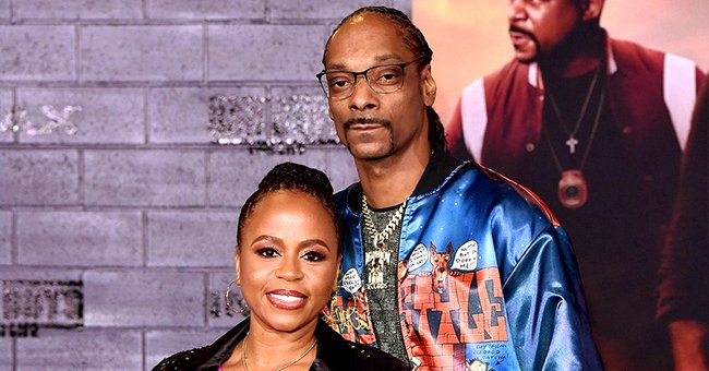 Snoop Dogg's Wife Flaunts Her Gorgeous Smile in a New Selfie and Is Praised for Her Beauty
