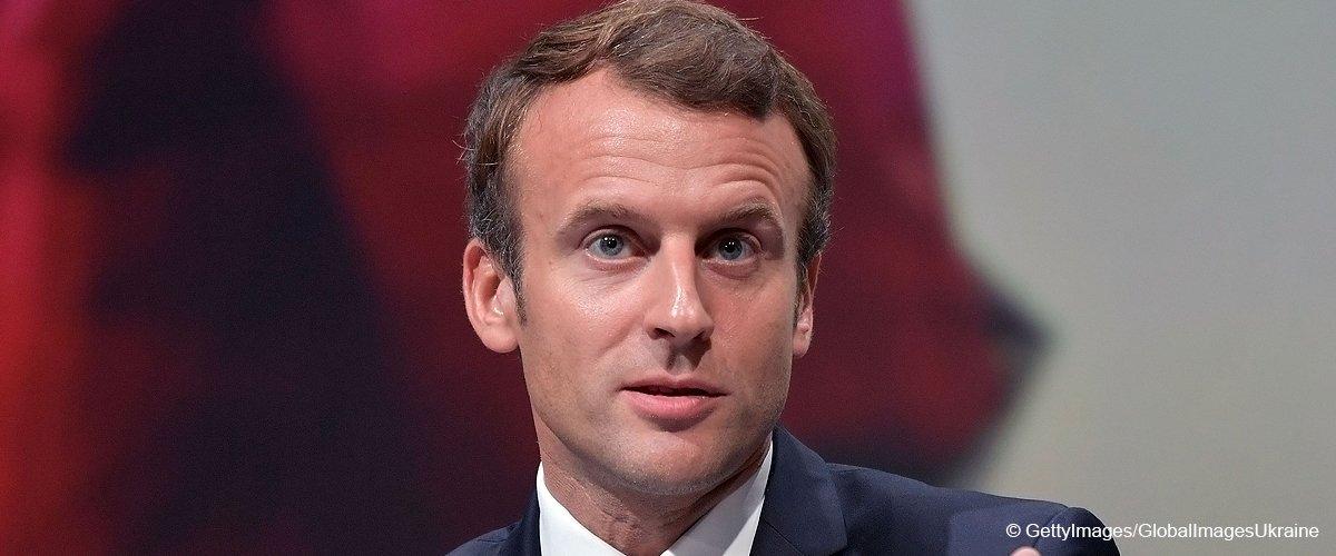 L'ancien camarade de classe d'Emmanuel Macron publie un livre pour montrer une autre facette du président